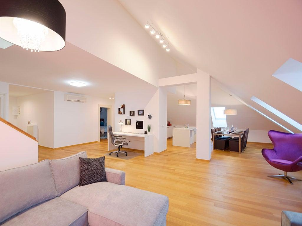 Fotografiranje sob in interierja