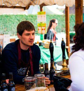 Maxim Boldyrev, CEO Pivovarna Hopsbrew