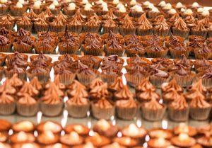 Čokolada. Foto za revijo.