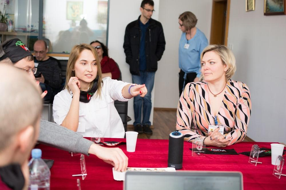 Fotografiranje sestanka v Ljubljani
