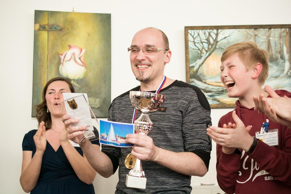 Fotografiranje nagrade