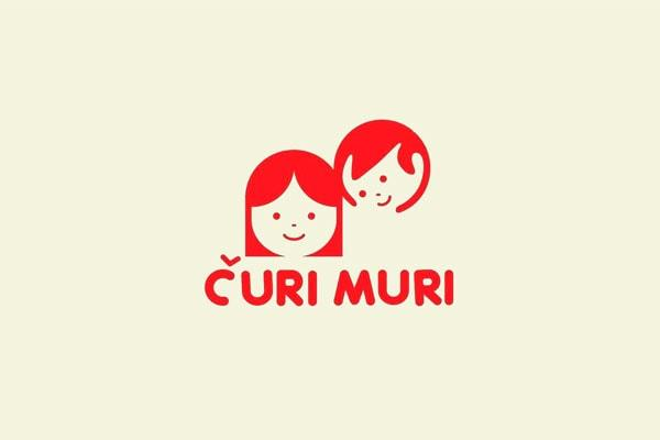 Logo Čuri Muri