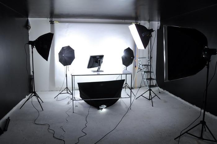 Fotografiranje izdelkov v studiu