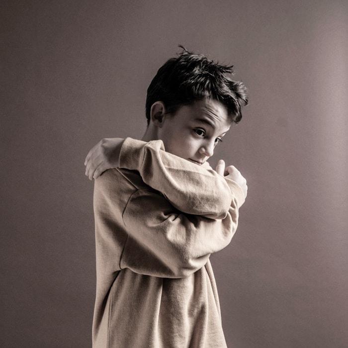 Portretno fotografiranje otrok