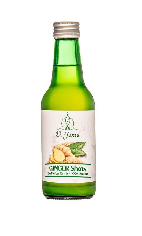 steklenica ginger shots